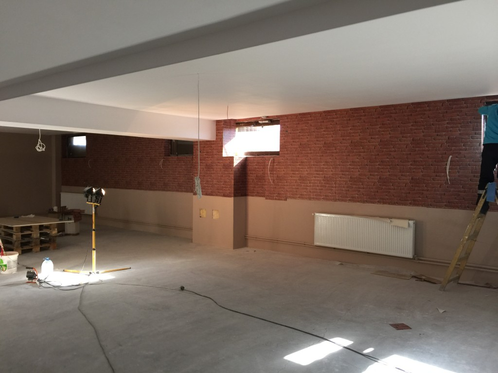 Interior design Complex Halber