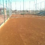 Tereprendezés teniszpálya